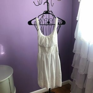 Heart soul white dress